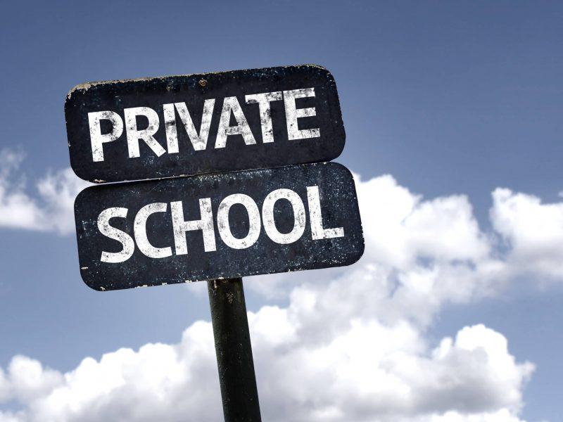 Increase of Private School District Revenue